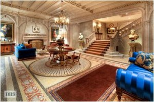 Property for sale in The Woolworth Mansion Off Fifth Avenue, New York